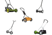Best Hand Push Lawn Mower Review