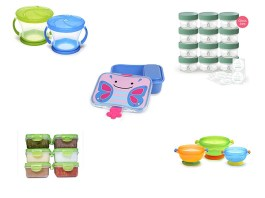 Best Baby Food Storage Container Review