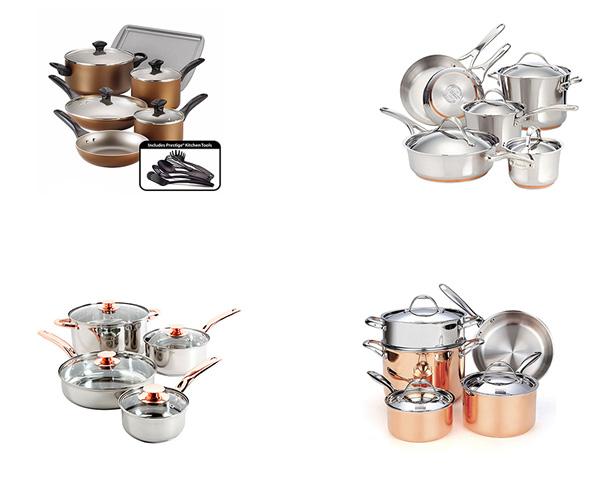 Best Copper Saucepan Set Review