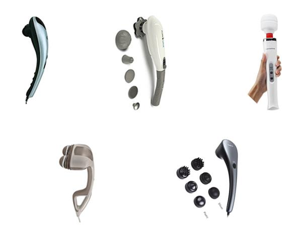 Best Handheld Back Massager Reviews