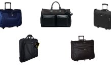 Best Carry On Garment Bag