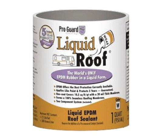 Best RV Roof Sealant