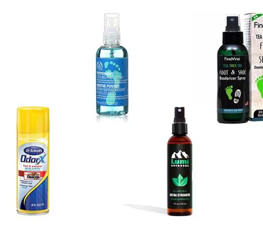 Best Shoe Deodorizer Spray