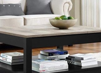 Best Altra Carver Coffee Table
