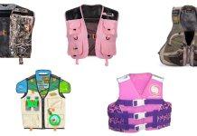 Best Kids Fishing Vest