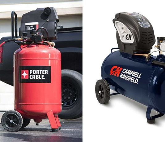 Best 20 Gallon Air Compressor