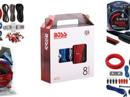 Best Car Amp Wiring Kit
