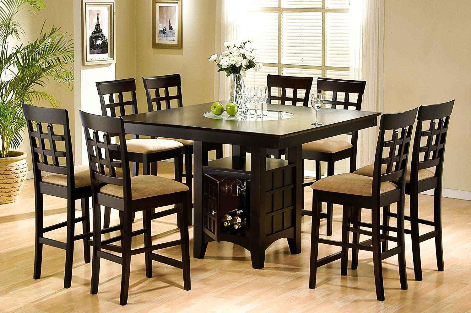 Top 9 Best Tall Kitchen Table Sets in 9 - TOP9PRO