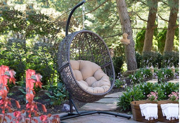 Best Outdoor Hanging Egg Chair