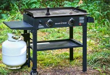 Best Outdoor Propane Flat Top Grill
