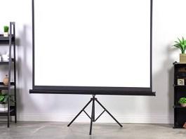 Best Tripod Projector Screens