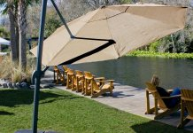 Best Free Standing Patio Umbrella