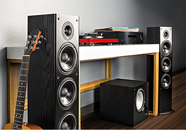 Best Floor Standing Speakers Under 500