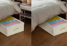 Best Under Bed Storage Organizers