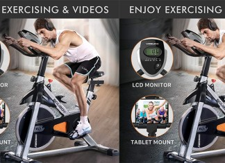 Best Exercise Bikes to Lose Weight