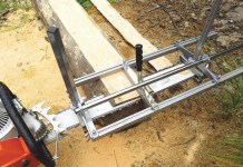 Best Portable Chainsaw Mill