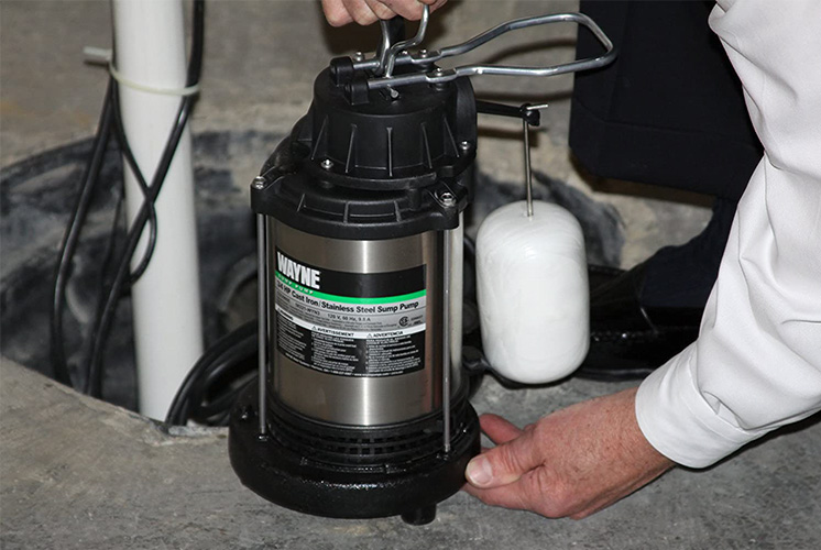 Best Pool Drainage Sump Pump