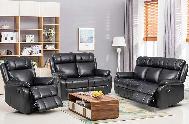 Best Leather Sofas With Pillow Arms