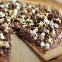 Choco pizza #3