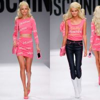 Barbie girl by Moschino