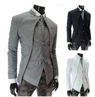 futuristic men jacket
