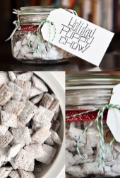 gifts in a jar puppy chow