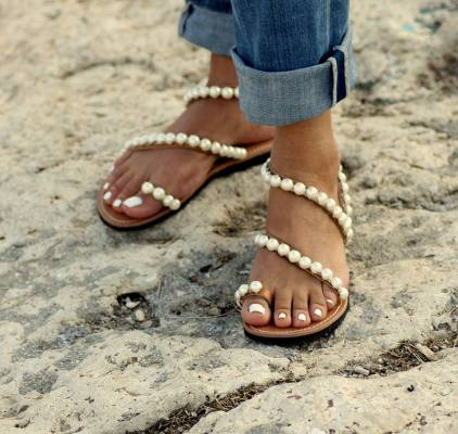 evelyn sandals 129 euro