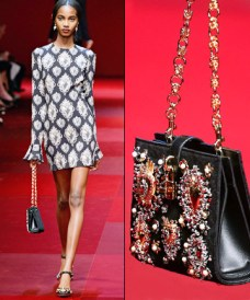 embellished creation dolce &gabanna