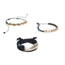 katerina ioannidis gold circle plate bracelet