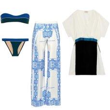 zeus and dione daria bandeau bikini