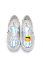 chiara ferrgni i feel slip on sneakers