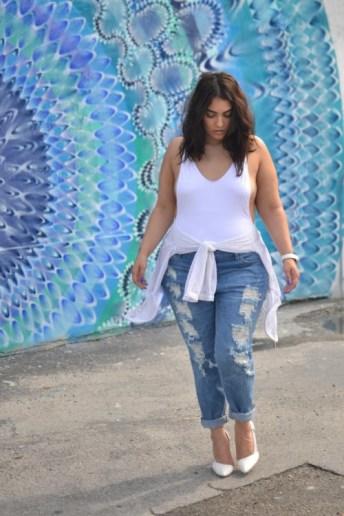 cuffed jeans 2