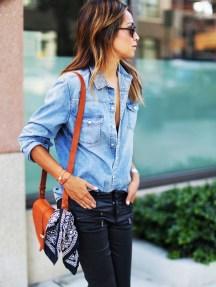 bandana part of your shoulder bag