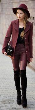 pants h and M, swiatkowski blazer