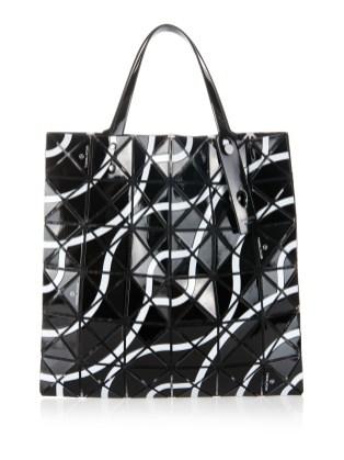 tokolo pattern lucent tote bao bao issey miyake