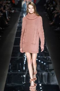 blumarine fall sweater dress