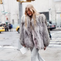 Faux fur and fluffy moments