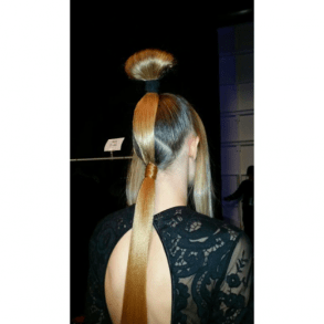 michael costello ponytail