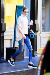 olivia palermo santosh sweater givenchy