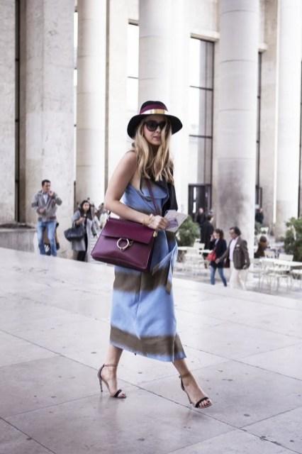 shoulder bags street style