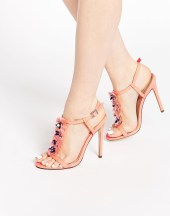 asos hottie embellished sandals