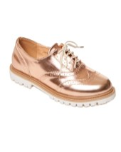 brogue pinkwoman shoes