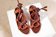 sandals with ropes
