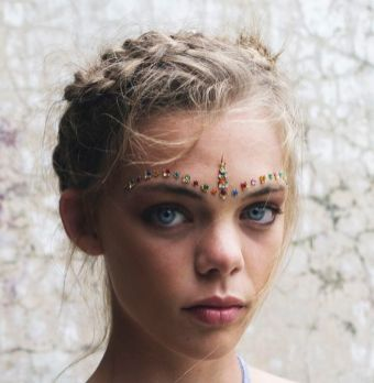 jewelry for forehead