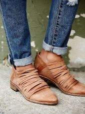 lost valley ankle boot at freepeople