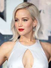platinum jennifer lawrence