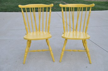old kitchen chairs sprat