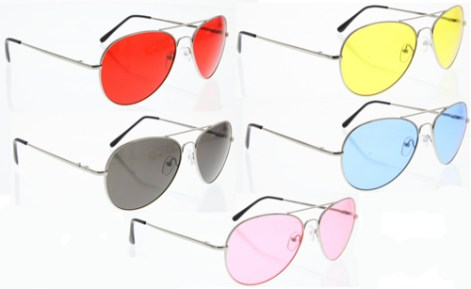 Colored_Lens-Aviator-Wholesale