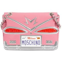 moschino cadillac shoulder bag