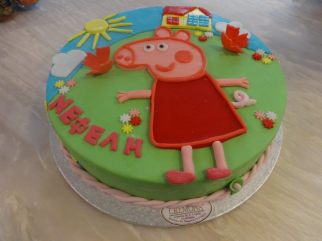 kids birthday cake inspiration